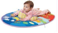 Taf Toys Játszószőnyeg Pond Mat & Developmental Pillow #11585