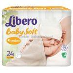 Libero Premature pelenka koraszülött 0-2kg AKCIÓ #24db