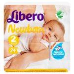 Libero pelenka 2 Soft mini 3-6kg AKCIÓ #24db