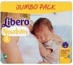 Libero pelenka 1 Newborn 2-5kg #78db