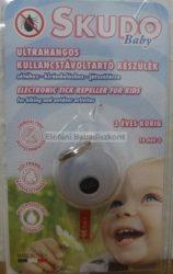 Skudo baby kullancsriasztó