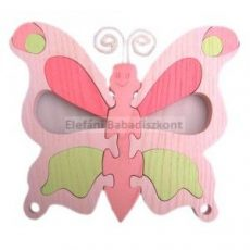Gabeliz Fa falikar #pillangó rózsa-zöld