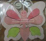 Gabeliz Bútordísz #pillangó rózsa-zöld