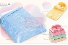 Baby Perla Puha takaró #519 pink