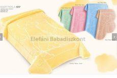 Baby Perla Puha babapléd #517 yellow