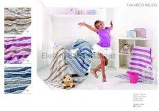 Mora Arco Iris babapléd 75x100cm #815 cream