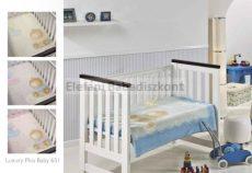Mora Luxuri baby babapléd 80x110cm #651 beige