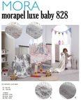 Mora Lux Baby 828 babapléd 80x110cm #12 Beige