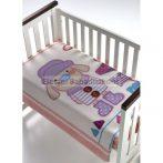 Mora Magic baby babapléd 80x110cm #056 rosa