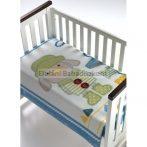 Mora Magic baby babapléd 80x110cm #056 azul