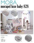 Mora Lux Baby 828 babapléd 80x110cm #05 Azul