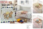 Mora Lux Plus Baby 275 babapléd 80x110cm #05 Azul