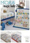 Mora Magic Baby 286 babapléd 80x110cm #05 Azul