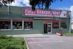 Römer ADVANSAFIX II SICT autósülés #Black Marble