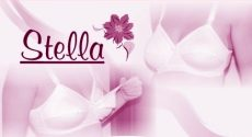 Stella szoptatós melltartó #85D