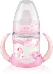 NUK FIRST CHOICE Tanulópohár 150ml #Baby Rose