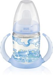 NUK FIRST CHOICE Tanulópohár 150ml #Baby Blue
