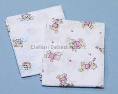 Babybruin Tetra textil kifogó mintás #90 x 100 cm