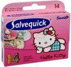 Salvequick Hello Kitty sebtapasz #14db