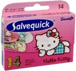 Salvequick Hello Kitty sebtapasz #14db