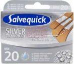 Salvequick Silver sebtapasz #20db