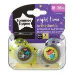 Tommee Tippee ctn Night time altatócumi 2db #18-36hó