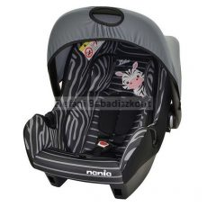 Nania Animals BeOne SP hordozó 0-13 kg #Zebra