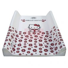 Maltex Hello Kitty merev pelenkázólap white #50x70cm