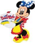 Falidekor habszivacs #Minnie szülinap