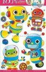 Marko falidekor 3D robotok #slk-0538