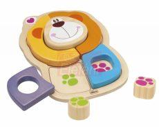 Chicco Fa játék puzzle oroszlán