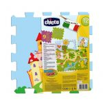 Chicco Puzzle szőnyeg #Kastély