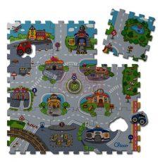Chicco Puzzle szőnyeg #City