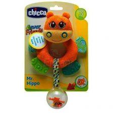 Chicco Víziló plüss labdás rágóka