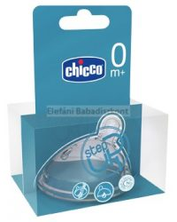 Chicco Step Up etetőcumi 2db #0+ normál