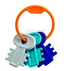 Chicco Kulcsos rágóka #kék