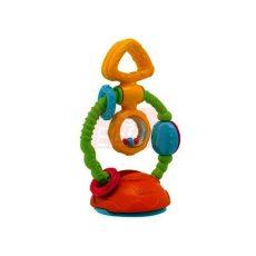 Chicco Touch & Spin etetőszék játék