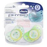 Chicco Physio Air Játszócumi 0hó+ 2db #világító