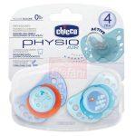 Chicco Physio Air Játszócumi 4hó+ 2db #blue