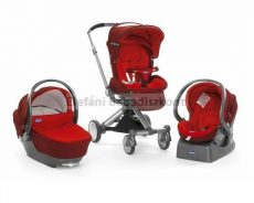 Chicco I-Move Top babakocsi szett #Red