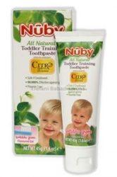 Nuby Gyermekfogkrém #45g
