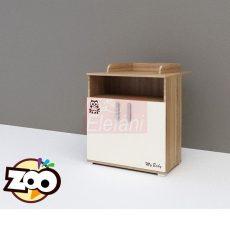 TODI ZOO 2 ajtós komód