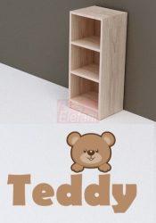 TODI Teddy Nyitott polc toldalék alá