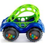 Bright Starts Oball játék #81510-6 Blue Car