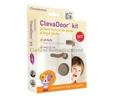 Clevamama ajtó becsapódás gátló és kilincsvédő