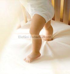 Clevamama matracvédő gumis lepedő #90x190cm