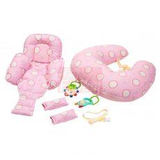 Clevamama szoptatós párna #Rózsaszín