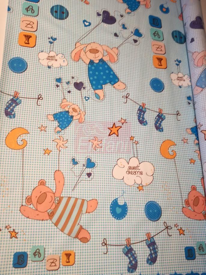 Baby Dream Fejvédő #25x360/420
