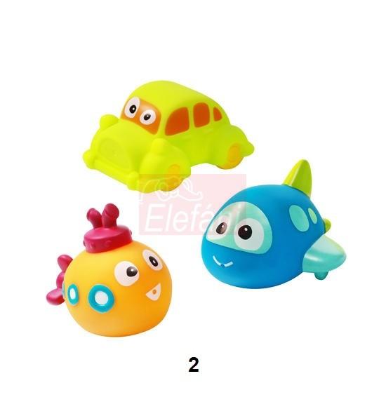 BabyOno Fürdőjáték 3db #531
