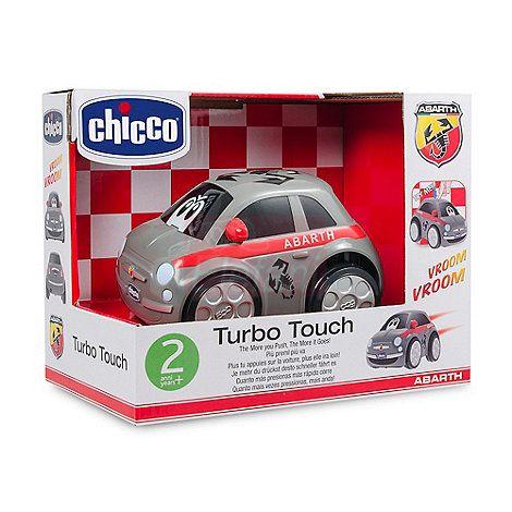 Chicco Turbo Touch Abarth kisautó #Sötétszürke